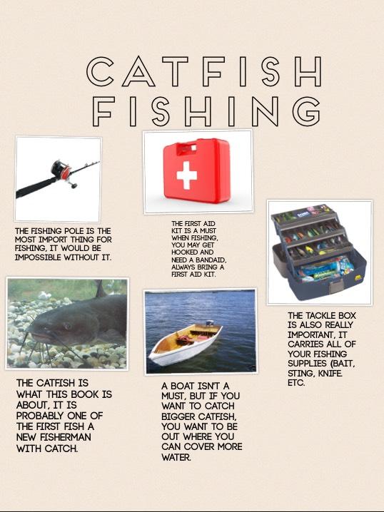 Catfish fishing